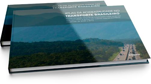 Livro Atlas da Acidentalidade no Transporte